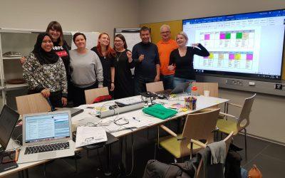MEDNARODNO SREČANJE V OKVIRU ERASMUS+SAFER V KOKKOLI, FINSKA,( 30.OKTOBER- 2.NOVEMBER  2018